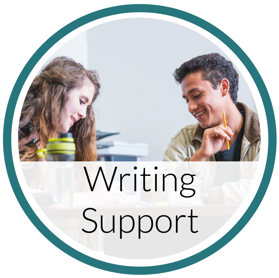 Writing Support Information